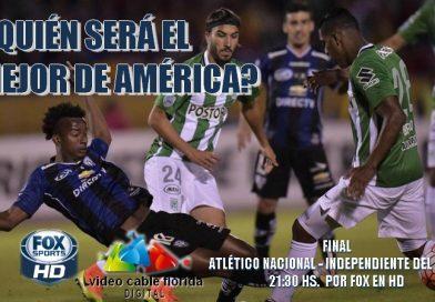 La Final de la Libertadores se vive en HD