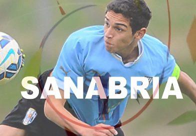 Sanabria, el capitán Celeste de otra ilusión uruguaya