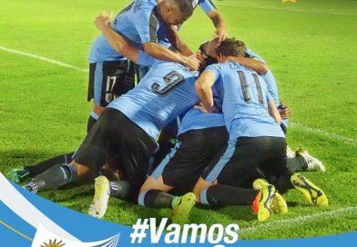 Uruguay a un paso de Rusia