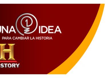 History presenta: una idea para cambiar la historia