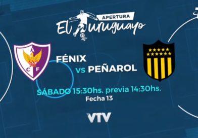 Peñarol va por el Apertura