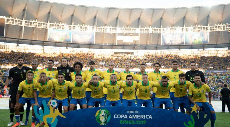 ¡Brasil Campeón de la Copa América 2019!