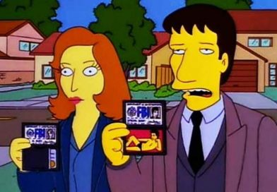 Los Simpson también presentan expedientes
