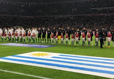 Uruguay enfrenta a Hungría previo a eliminatorias de Catar 2022