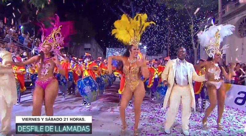 Llamadas para vos: sigue la fiesta del Carnaval 2020