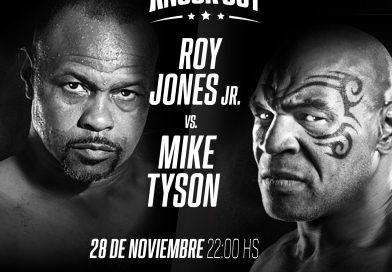 Mike Tyson vuelve por ESPN KNOCKOUT