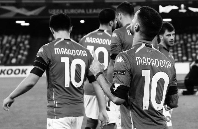 En otro partido especial el Napoli vuelve a la cancha